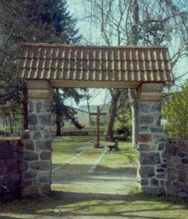 Kriegsgräberstätte II
