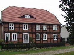Fachwerkhaus von 1787