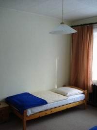 Blick in ein Zimmer