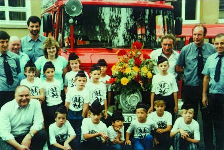 Gründung.Kindergruppe