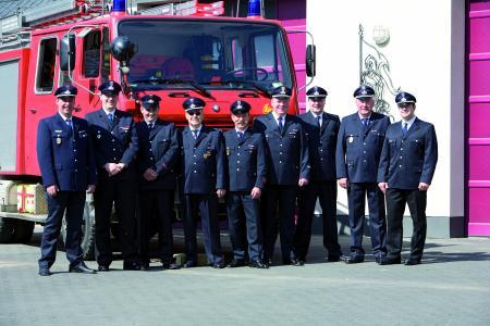 Feuerwehrausschuss