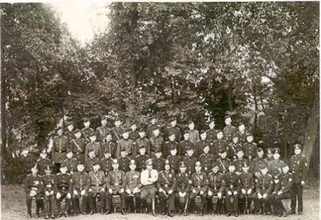 Gruppe um 1925