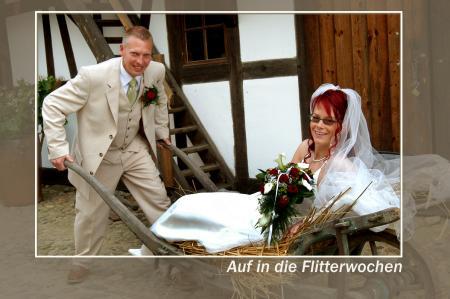 Ein alter Hochzeitsbrauch
