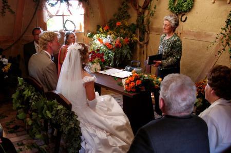 Eheschließungszimmer im Museumshof