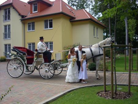 Hochzeitskutschen