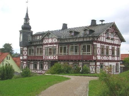 Verwaltungsgebäude Rotes Schloss