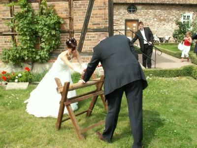 Heiraten auf der Konradsburg