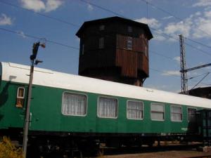 Reisezugwagen 8