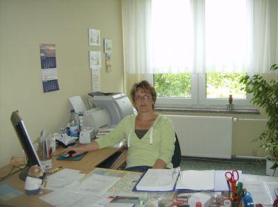 Frau Heike Babinsky