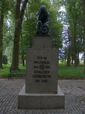 Denkmal vorn