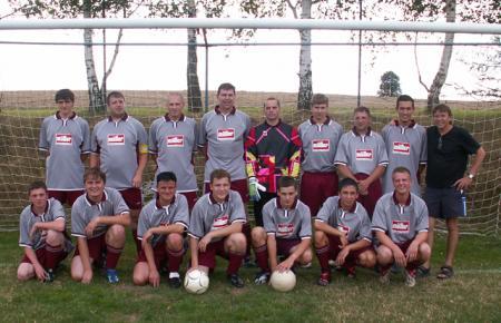 I. Mannschaft 2007