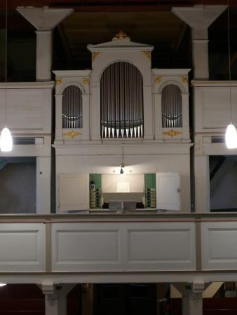 Kirche Rohrbeck Orgel
