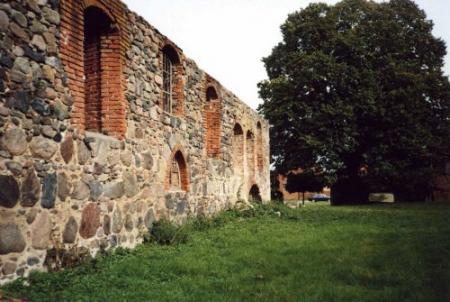 Kirchenmauern (Aussenansicht)
