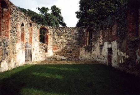 Kirche (Innenansicht)