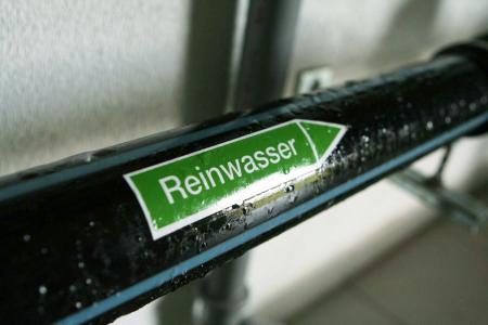 Reinwasser