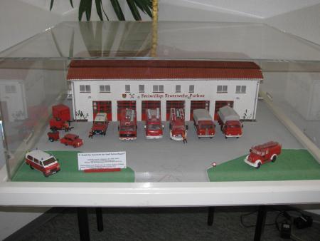 Gerätehausmodell