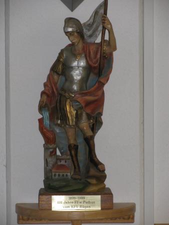 Heilige St. Florian - Schutzpatron der Feuerwehr