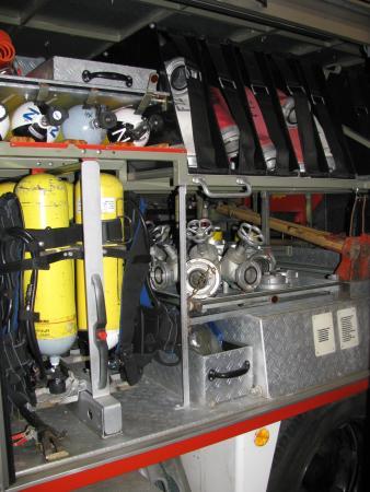 Geräteraum 1 LF 16-TS