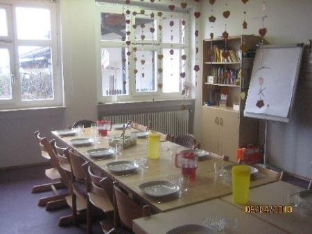 kinderhaus kunterbunt eisenbach - funktionsräume