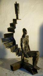 Jakob-Skulptur