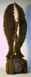 Jona-Skulptur