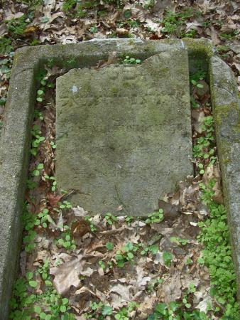 Grabstein Johanna Freudenthal