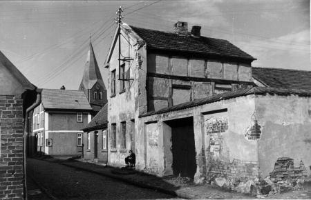 Das Stiftshaus  um 1955