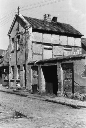 Das Stiftshaus um 1960