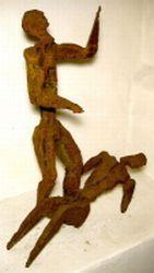 Kain & Abel-Skulptur