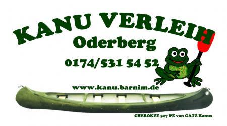 Kanu Verleih Oderberg