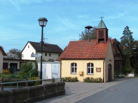 kapelle fertig