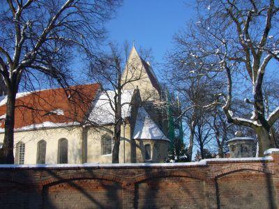 Kapelle Winter