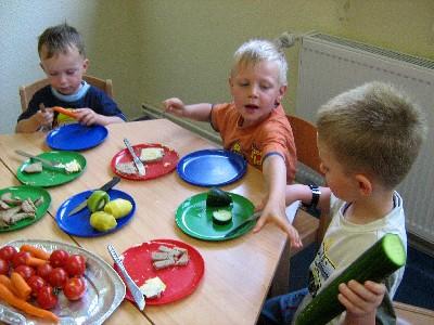 Kinder lösen Konflikte selbst