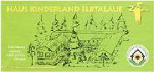 Haus Kinderland Elbtalaue