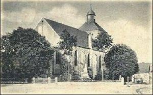 Bildergalerie - Kirche alt