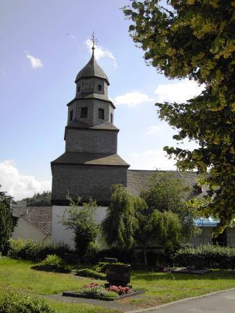 Kirche (aus Ri Friedhof)
