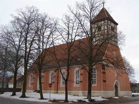 Kirche in Sonnewalde