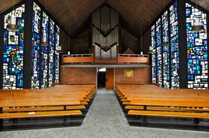 Kirche Innenaufnahme
