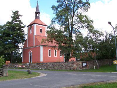Kirche Krügersdorf