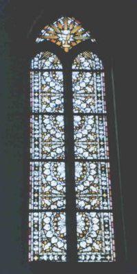 Kirchenfenster - Kelch