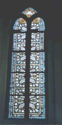 Kirchenfenster - Te deum