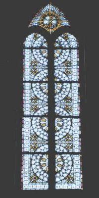 Kirchenfenster II