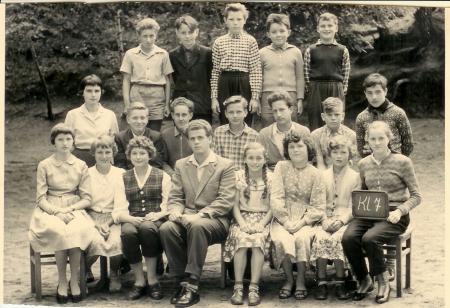 Klasse 7, 1959