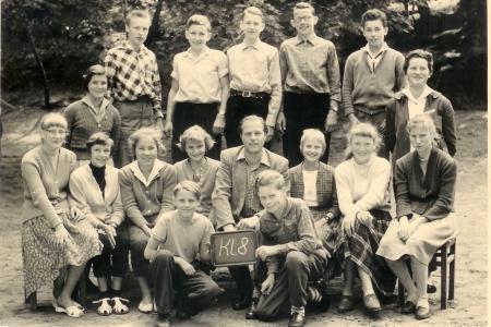 Klasse 8, 1958,1959