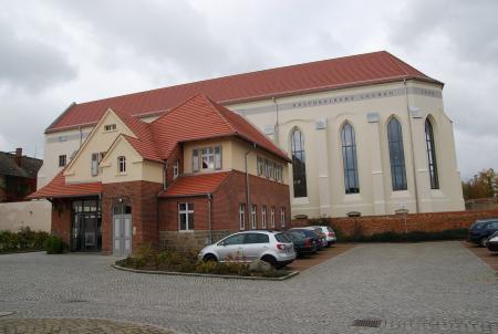 Sitz des Heimatvereins