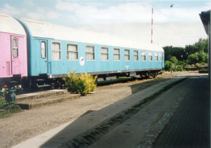 Reisezugwagen 6
