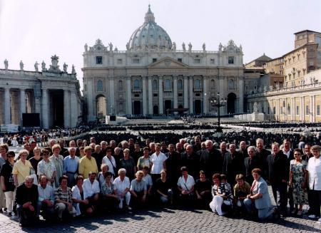 Konzertreise nach Rom