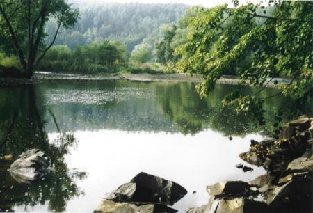 Landschaftsblick