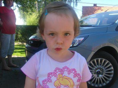 Lena - 3 Jahre