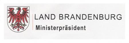 Der Ministerpräsident des Landes Brandenburg